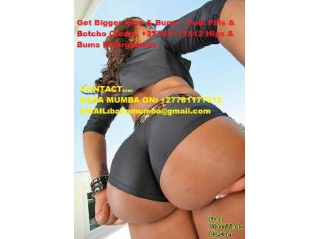 YODI PILLS AND BOTCHO CREAMS FOR HIPS AND BUMS ENLARGEMENTS…+27781177312