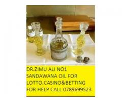 ALL FOR ONE SANDAWAN OIL FOR FINANCIAL PROBLEMS +27789699523