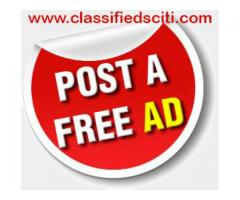 Free Ads - Publish your free classifieds