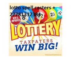 QUICK POWERFUL MONEY AND WIN LOTTO SPELL +27781337383