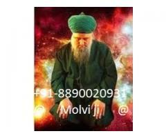 Love Spell <->Black Magic Vashikaran specialist Molvi ji +918890020931..
