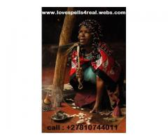 International Herbalist spell caster +27810744011