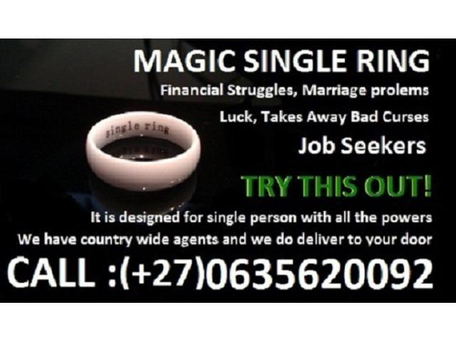 MAGIC SINGLE RING TO HELP YOU WIN LOTTO SPELLS CASINO +27635620092 PROF KIISA