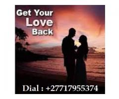 Lost love spell caster in South Africa +27717955374
