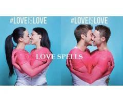 Gay & Lesbian Love Spells call Prof musisi +27717955374
