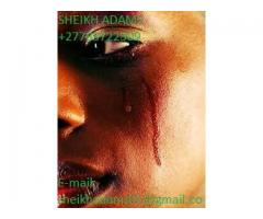 LOST LOVE SPELL and BRING BACK YOUR PARTNER   SHEIKH ADAMS +27783722309