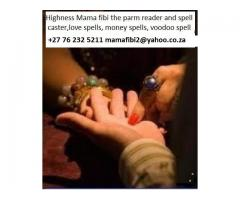 Powerful psychic and spell caster call +27762325211 profmama Fibi