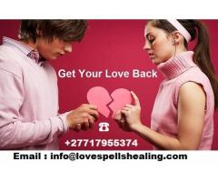 Binding marriage Love Spells That Work ☎+27717955374