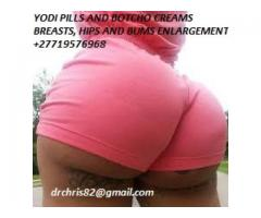 +27719576968 Hips Bums Breasts and Thighs Enlargement Yodi Pills and Botcho