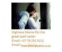 To mend a broken heart & solve love problems call +27762325211 Mama Fibi