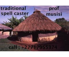 Powerful Traditional herbalist and Love Spells caster @+27717955374