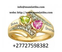 SUPER POWER MAGIC RING OF WONDERS contact MUMLATIBU +27727598382