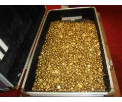 Gold Nuggets for sale Call +27604133908