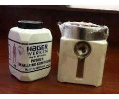 HAGER WERKEN EMBALMING COMPOUND POWDER PINK/WHITE +27786893835