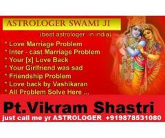 World Famous Astrologer Vikram Shastri +919878531080